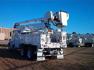 Bucket Truck Inspections Services