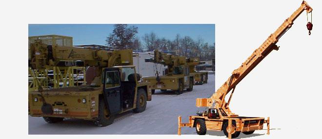 Mobile Crane Inspections Services